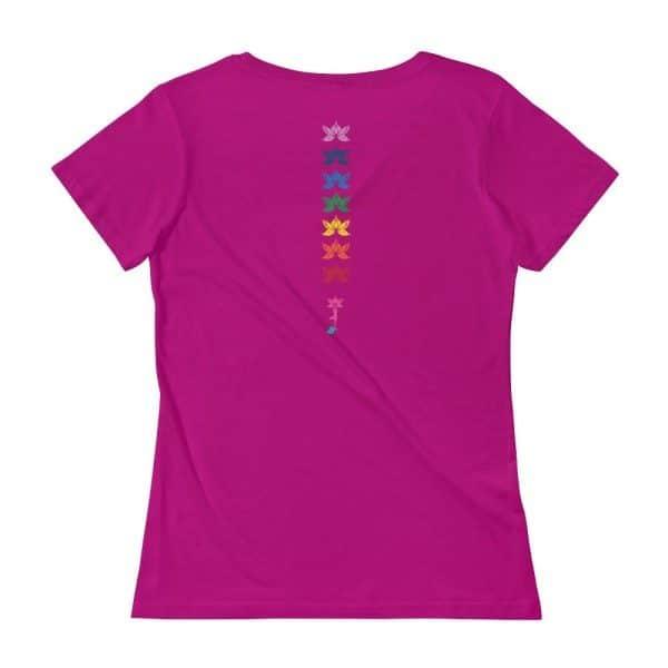 Ladies' Scoop-neck T-Shirt