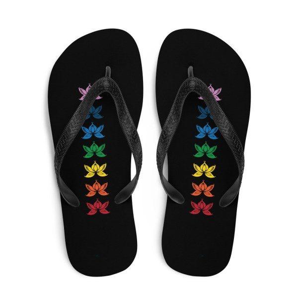 Nourish Me Sweetly – Chakra – Flip-Flops